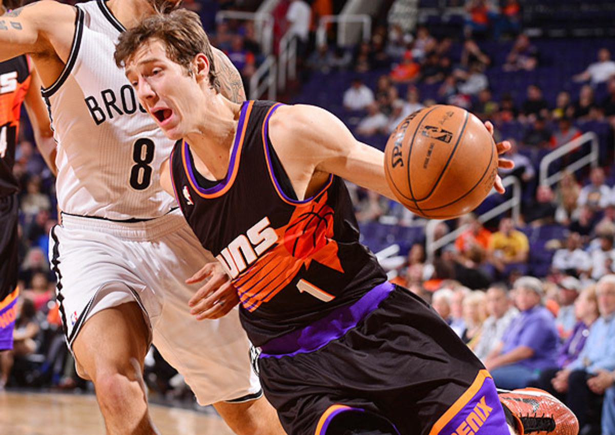 The Phoenix Suns are reportedly moving to a new logo next season
