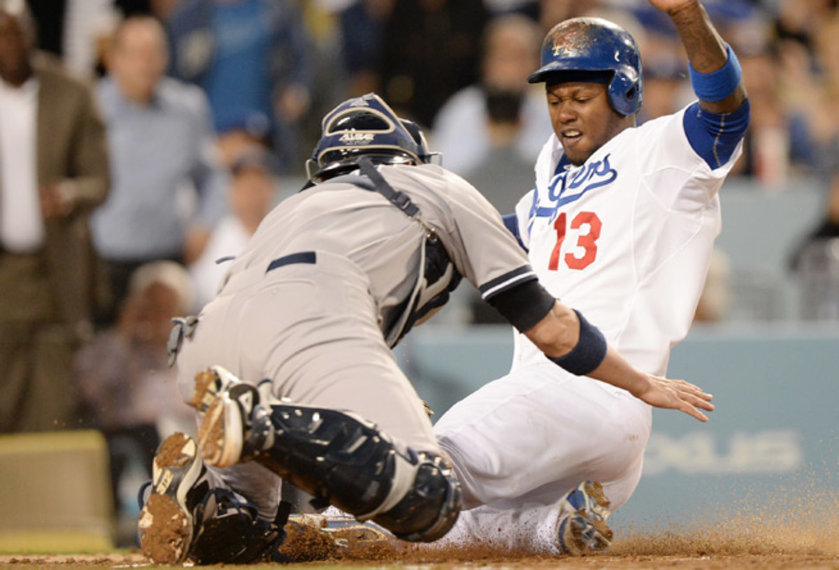Hanley Ramirez could be headed to the 15-day DL with a shoulder injury.