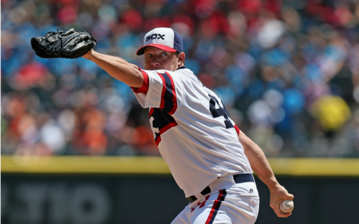 Jake Peavy could be on the trading block s the Braves are reportedly interested. (Jonathan Daniel/Getty Images)