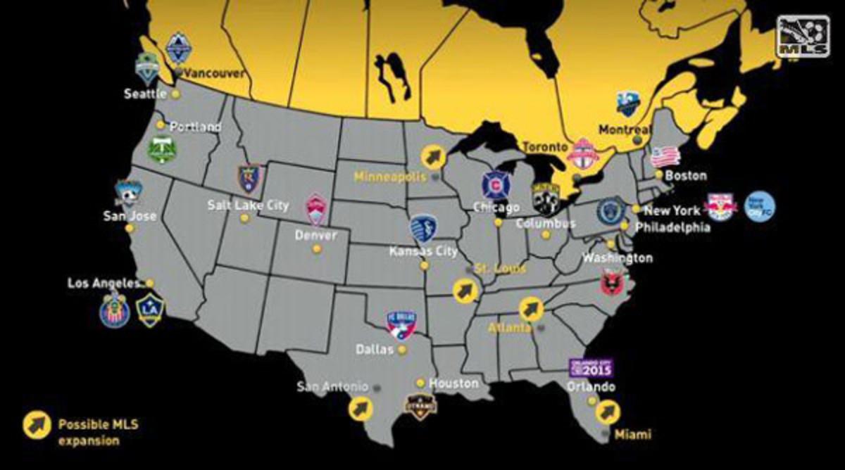 MLS expansion