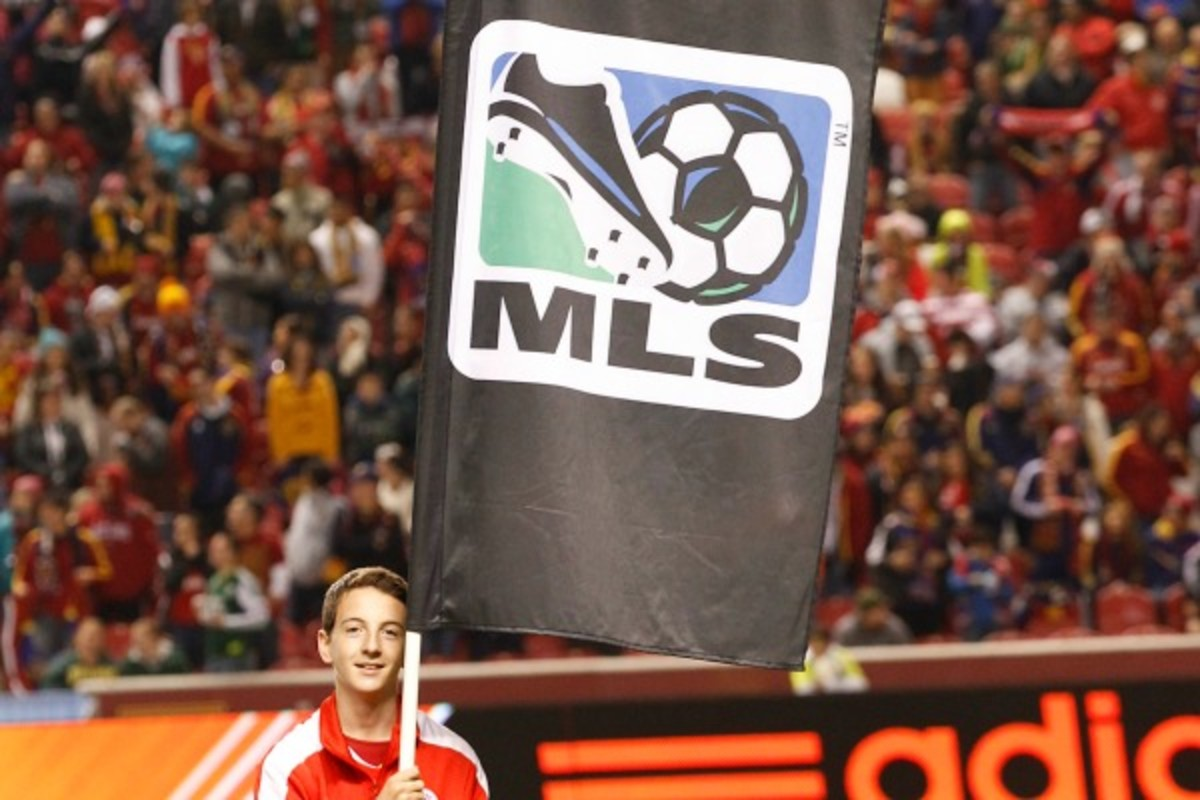 MLS (George Frey/Getty Images)