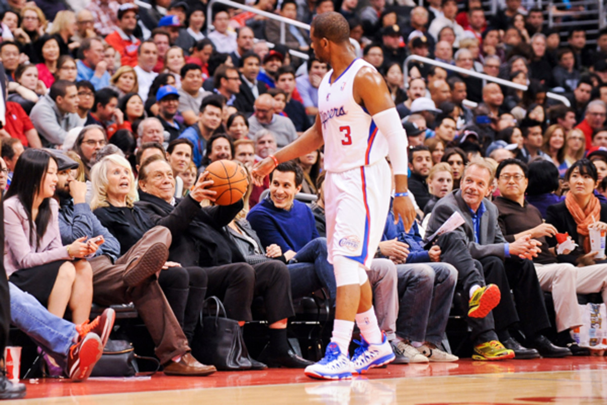Chris Paul is angry at the Los Angeles Clippers follow Vinny Del Negro's departure