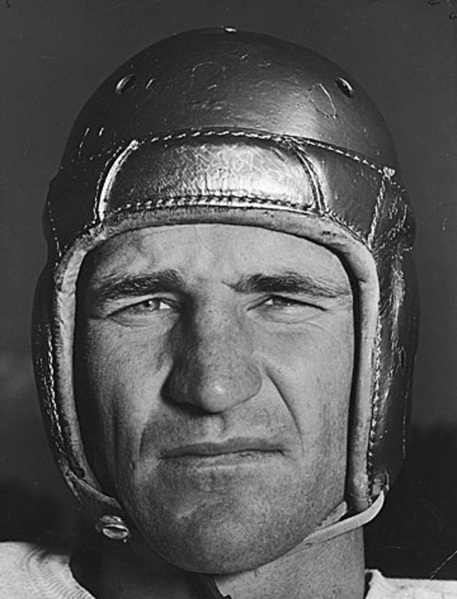 Sammy Baugh. (Carl M. Mydans/Time Life Pictures)