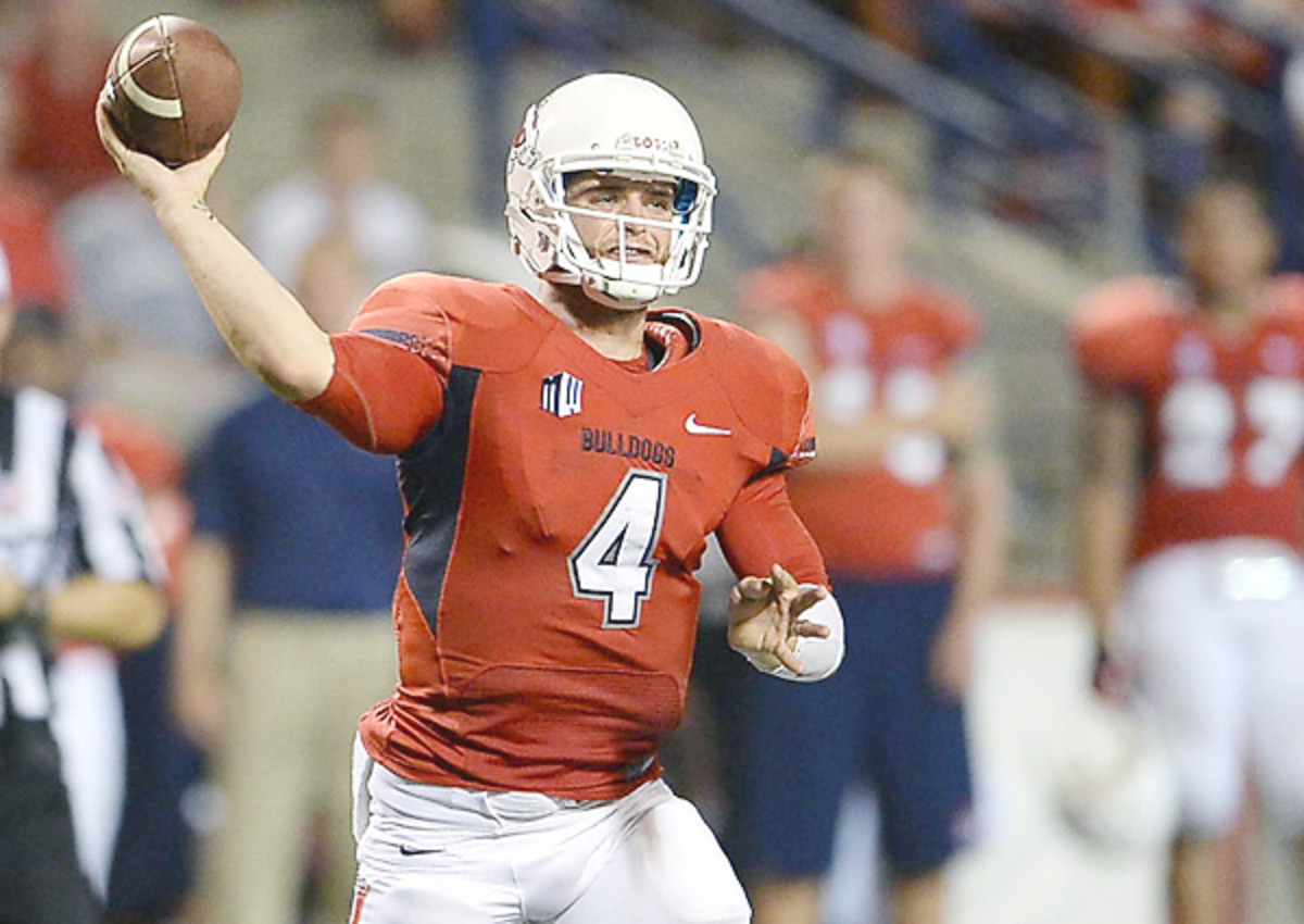 Fresno State launched a Heisman campaign for star quarterback Derek Carr.