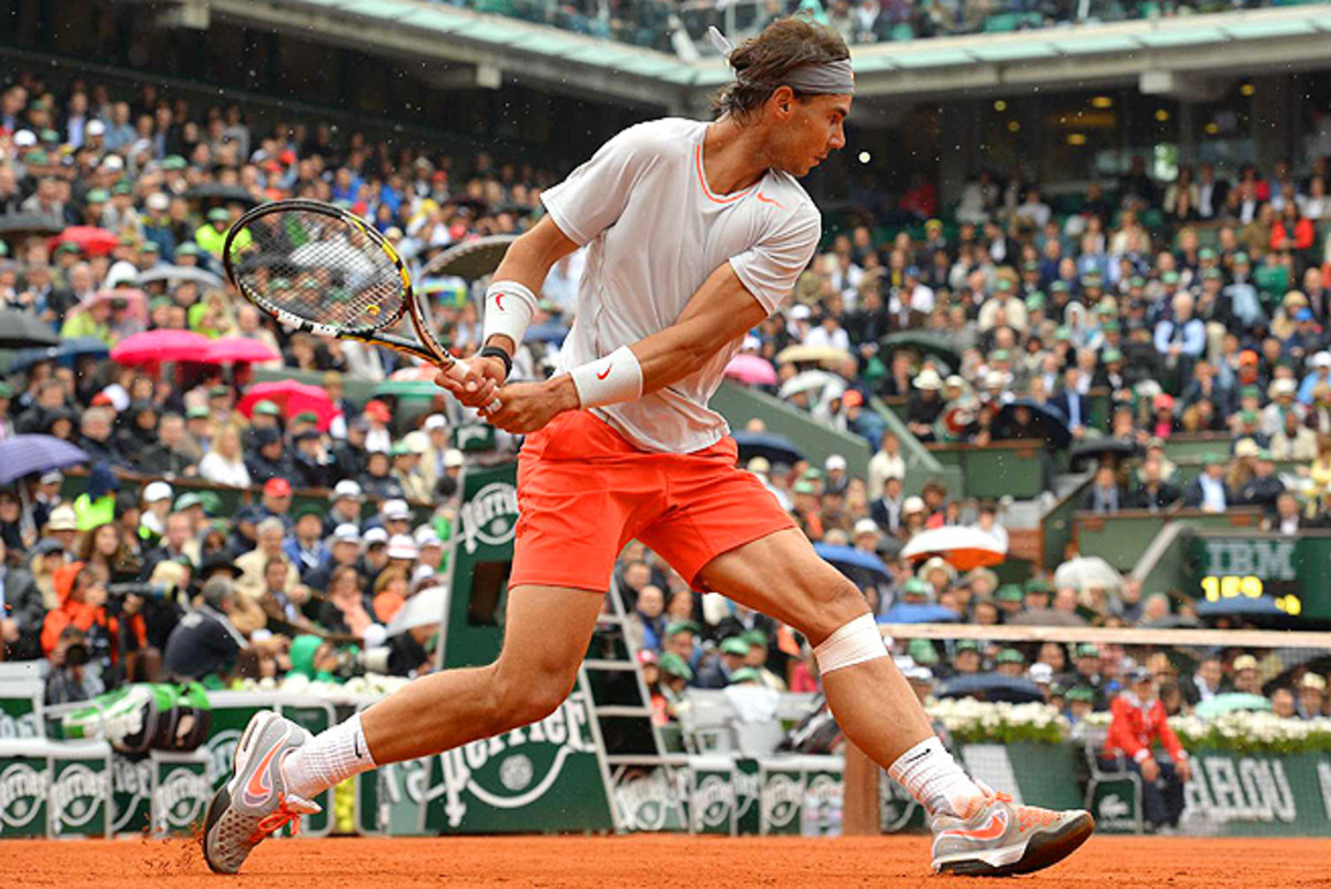 Rafael Nadal is 61-3 since returning from a seven-month absence because of a knee injury.