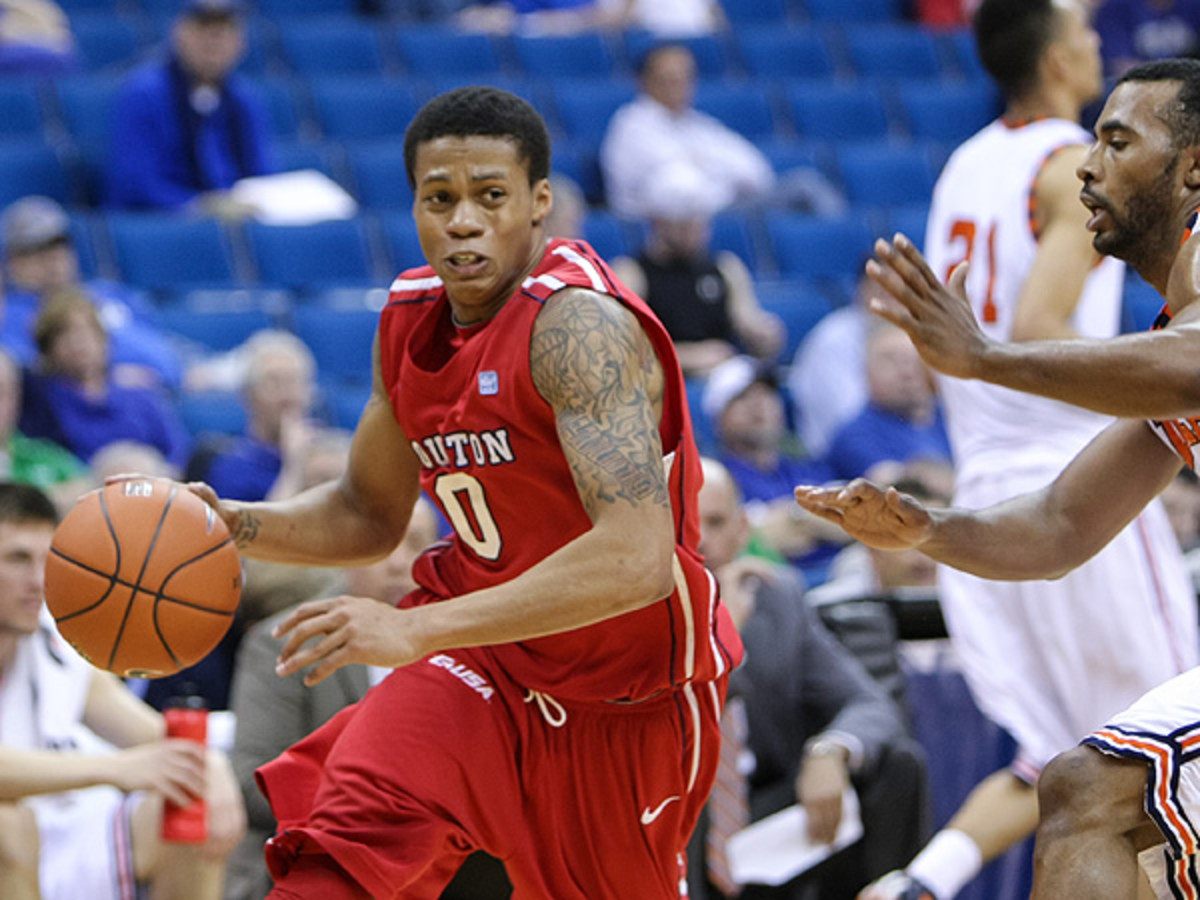 Joseph Young averaged 18 points and 2.5 assists per game last season. (William Purnell/Icon SMI)
