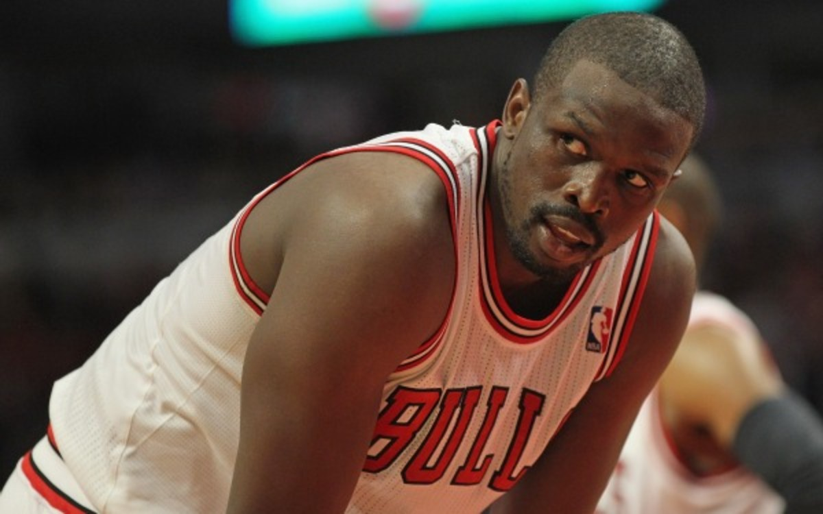 Luol Deng has spent his entire career in Chicago. (Photo by Jonathan Daniel/Getty Images)
