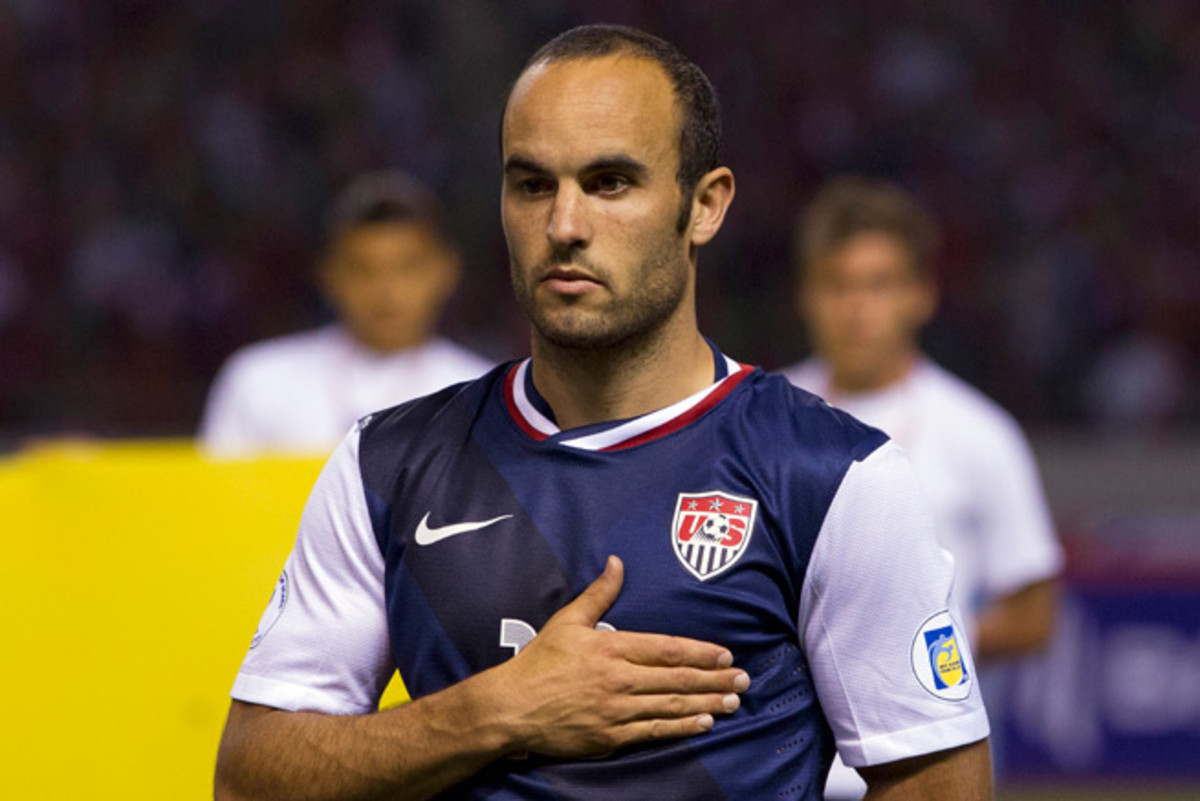 Nike will continue to supply jerseys for the likes of Landon Donovan and U.S. Soccer athletes until 2022 after Friday's sponsorship renewal.