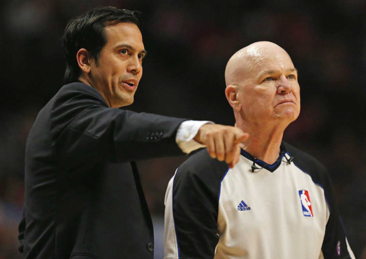 Joey Crawford will referee Game 6 of the NBA Finals