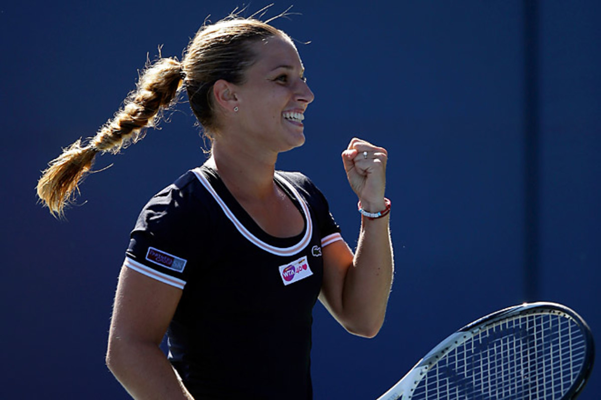 Cibulkova has played at Stanford the past six years and had never advanced past the semifinals.