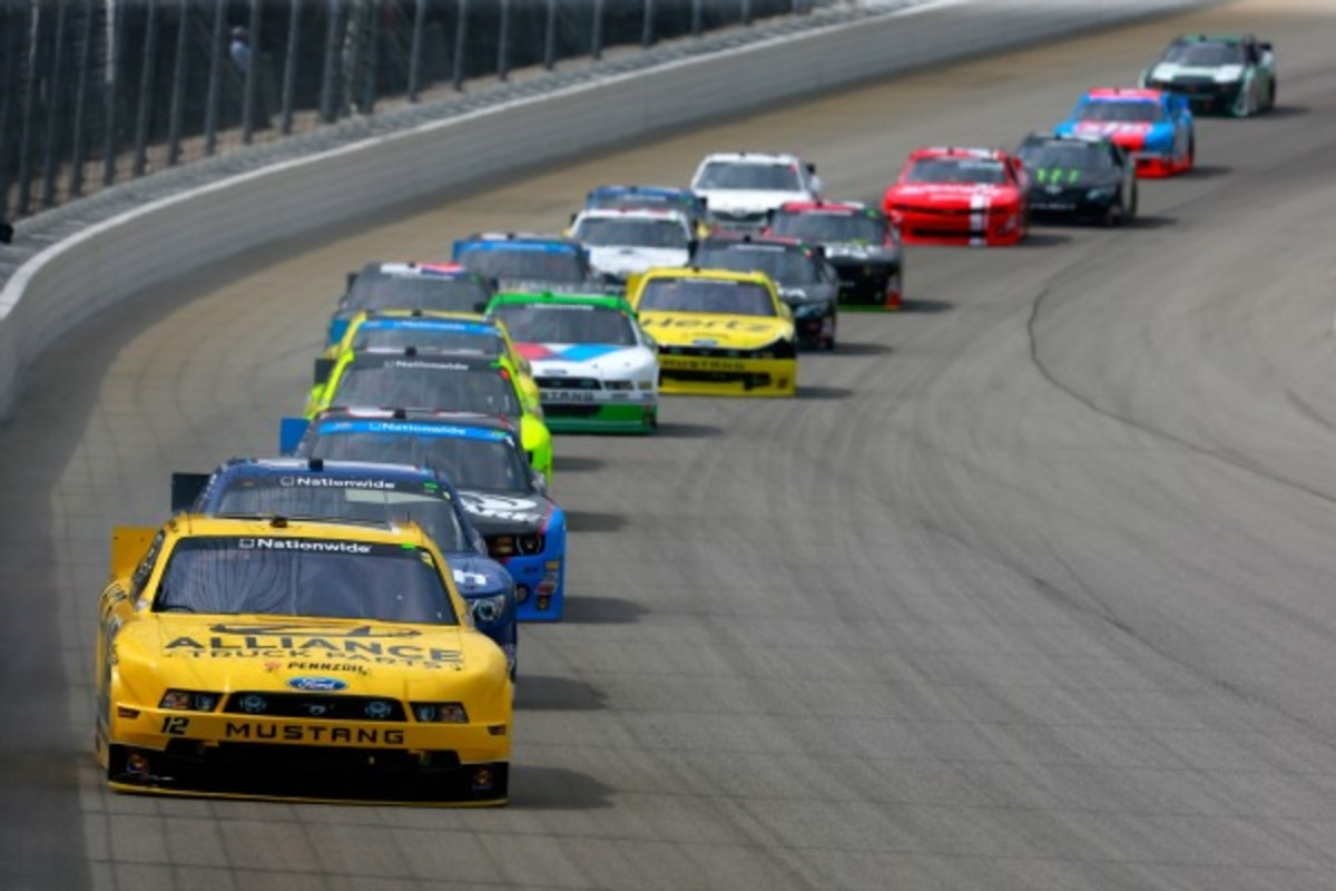 NBC picked up the rights to NASCAR after ESPN and Turner declined to renew  (Chris Trotman/Getty Images)