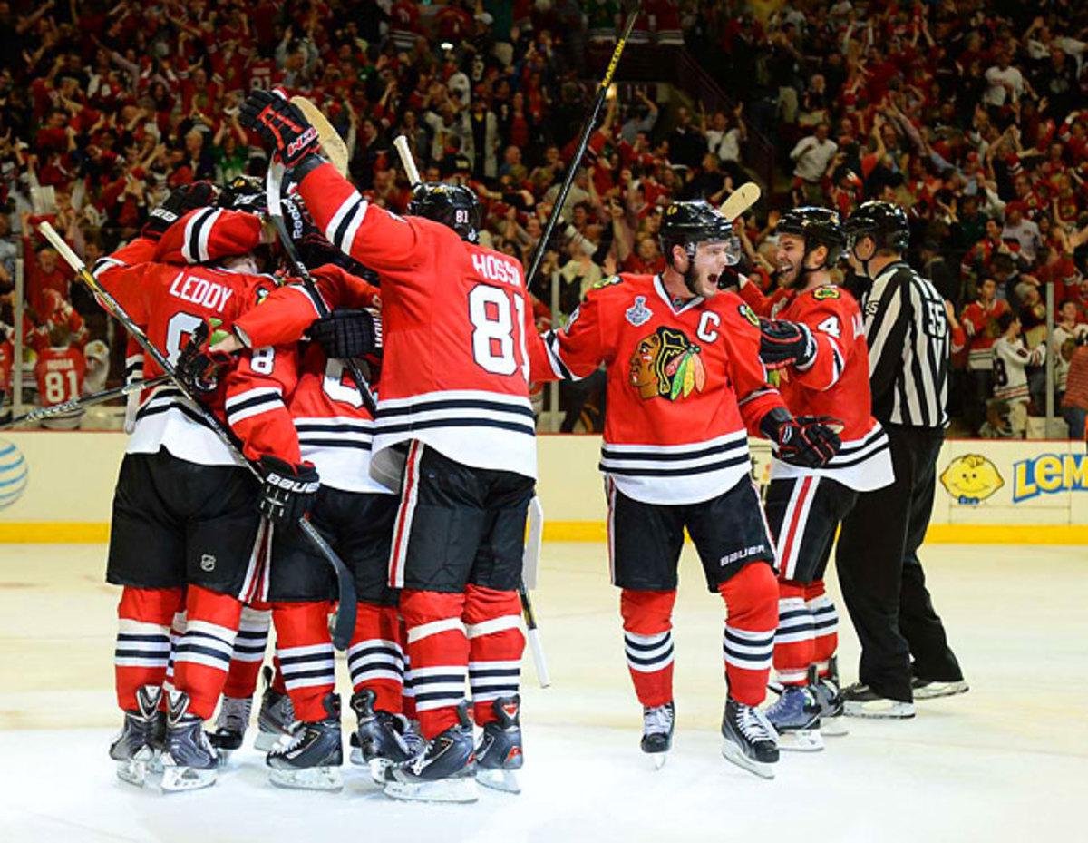 Blackhawks vs. Canadiens