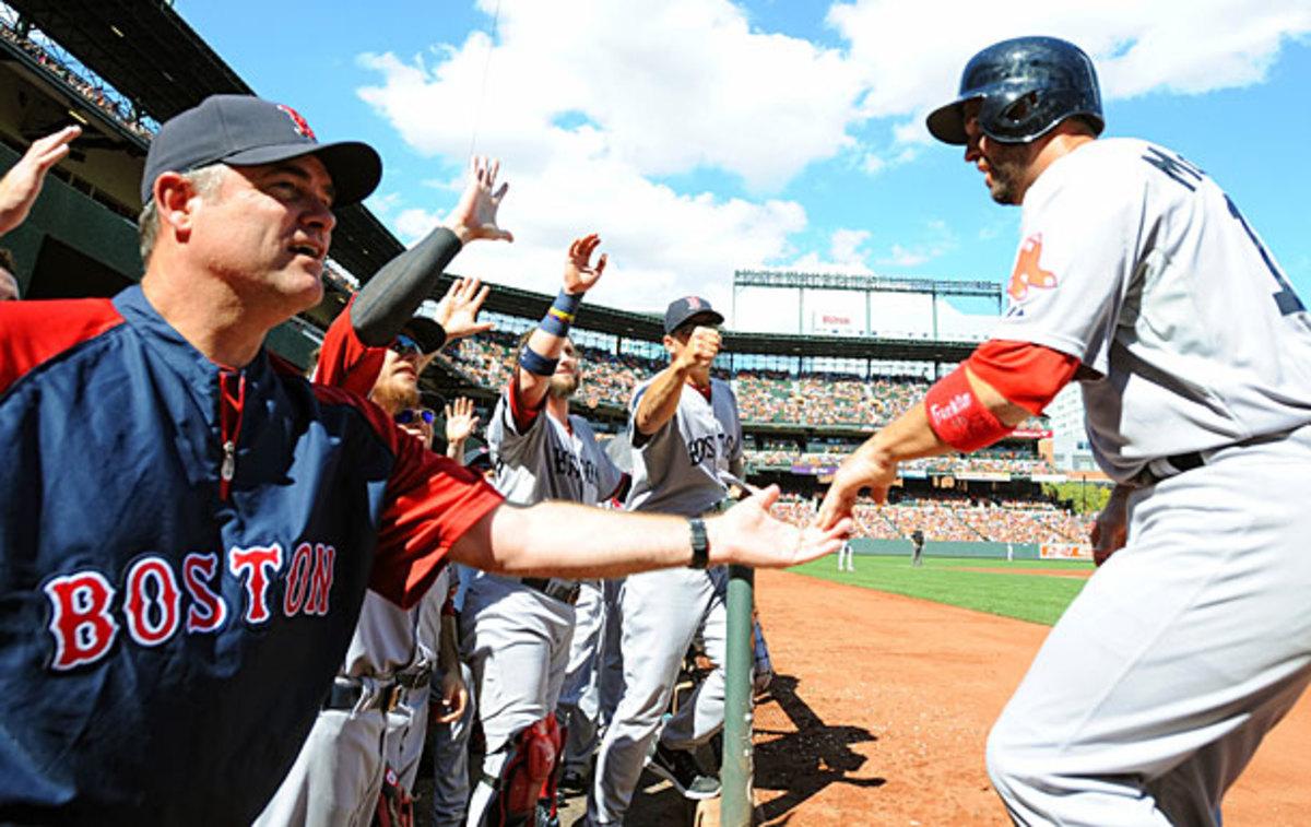 John Farrell, Red Sox