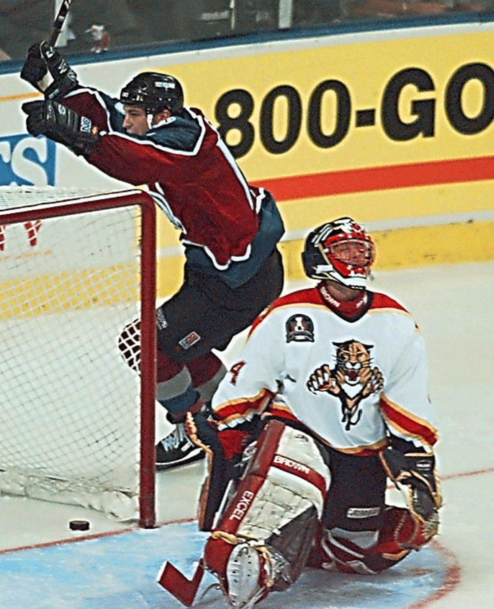 Avalanche vs. Panthers