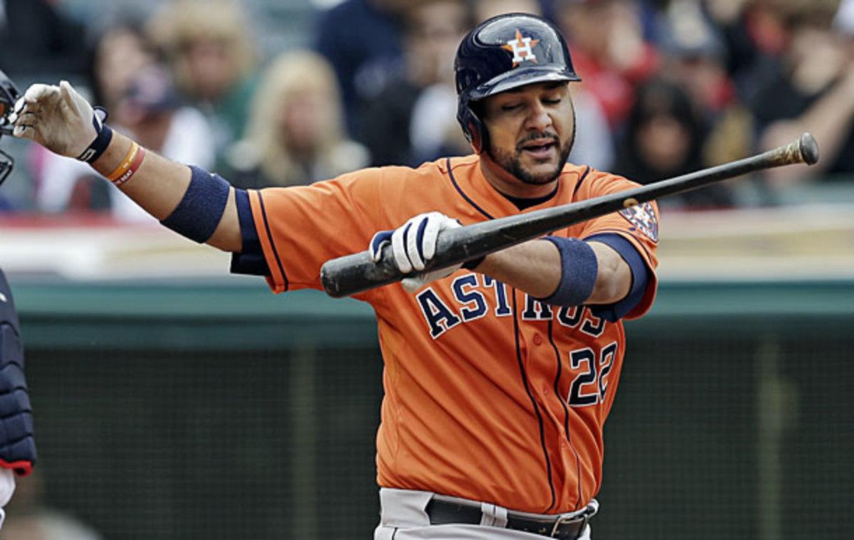 Carlos Corporan, Astros
