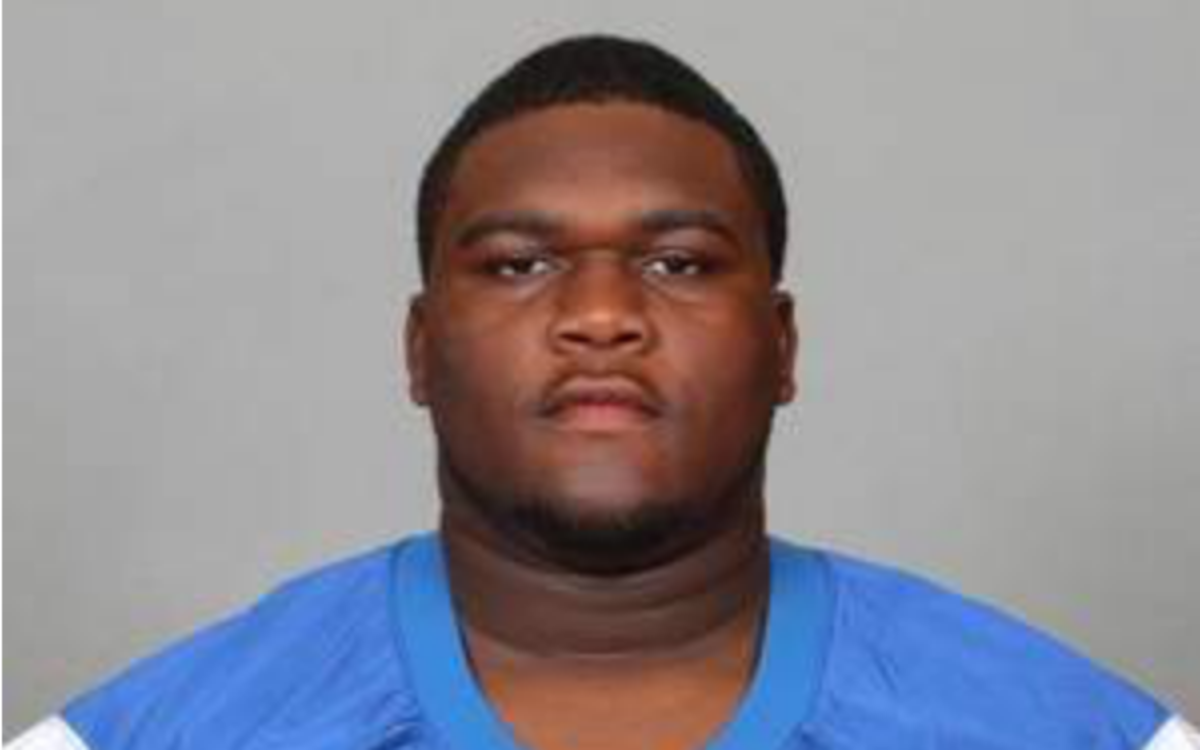 MTSU football J.D. Jones is accused of assaulting an ex-girlfriend. (Daily New