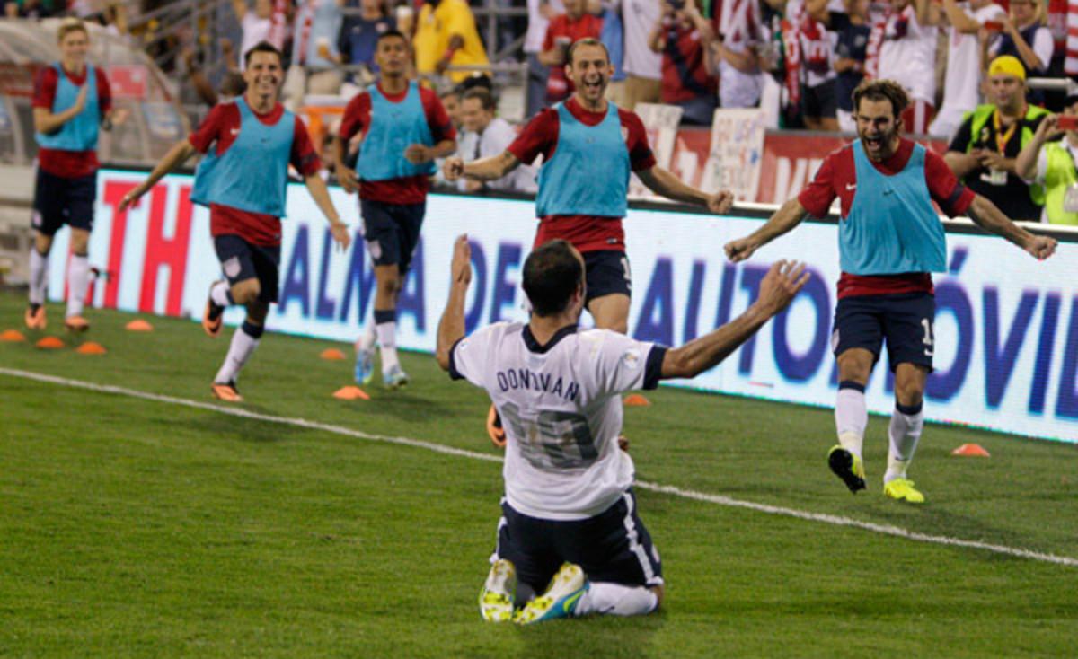 Landon Donovan vs. Mexico