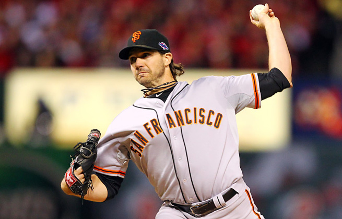 Barry Zito went 63-80 for the Giants after signing a $126 million contract that recently ended.
