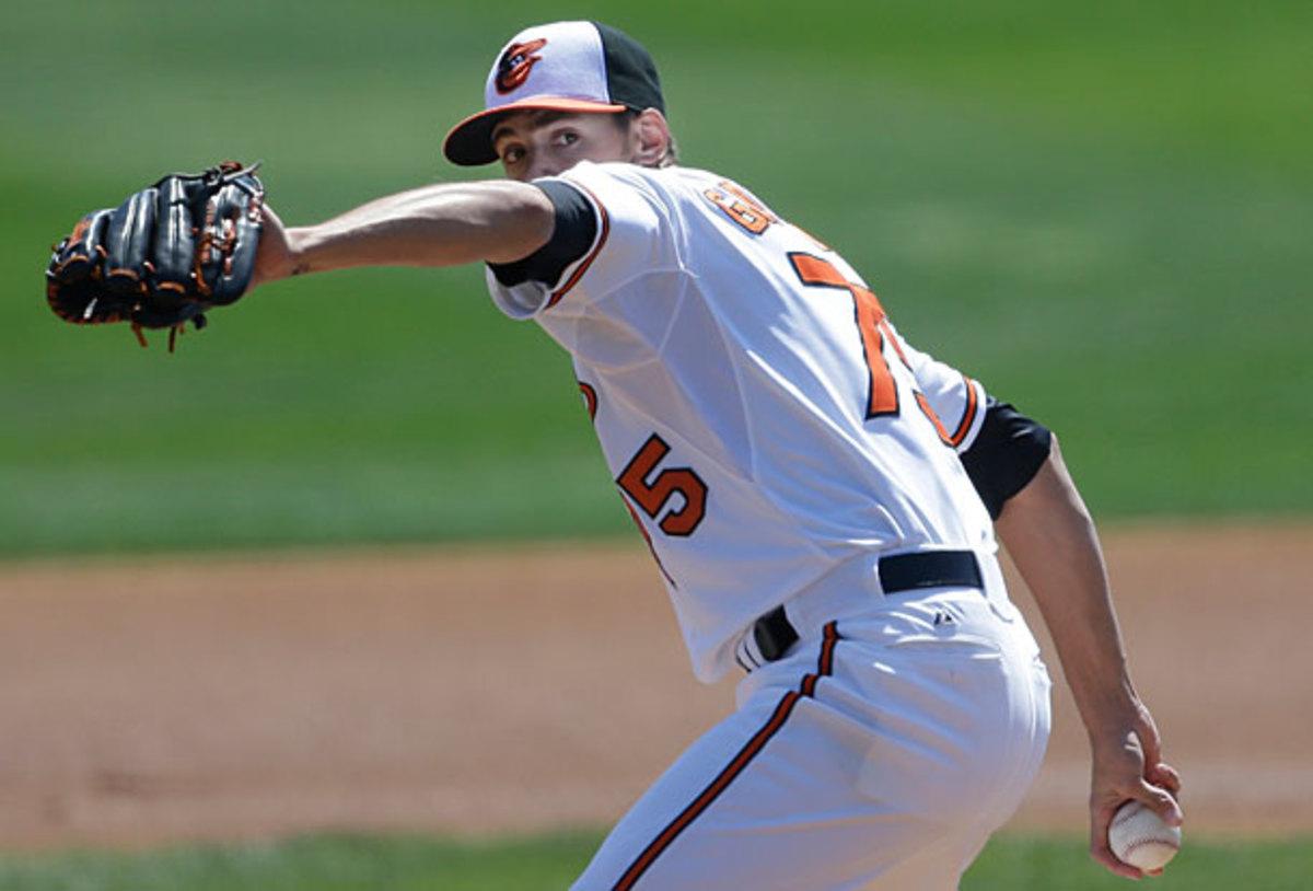 Kevin Gausman, Orioles