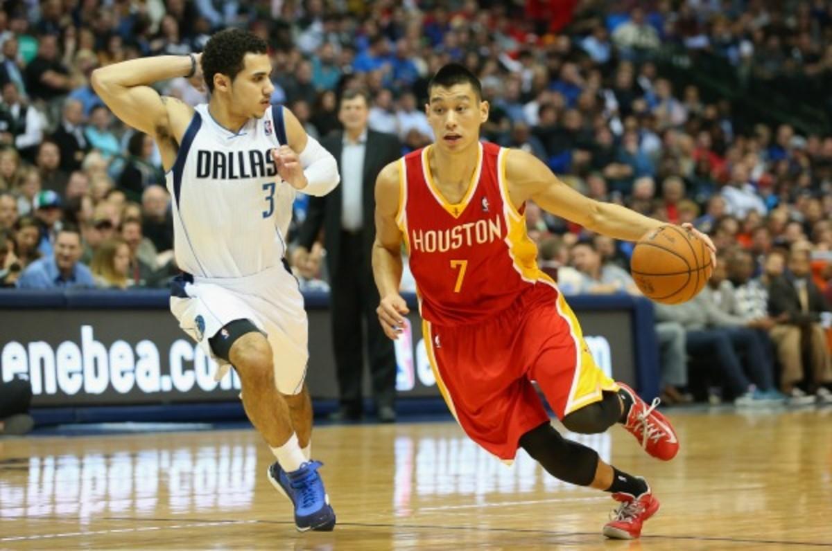 Jeremy Lin has averaged (Ronald Martinez/Getty Images)