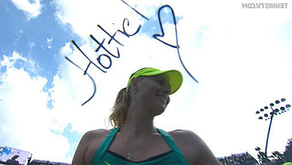Screencap via @TennisTV