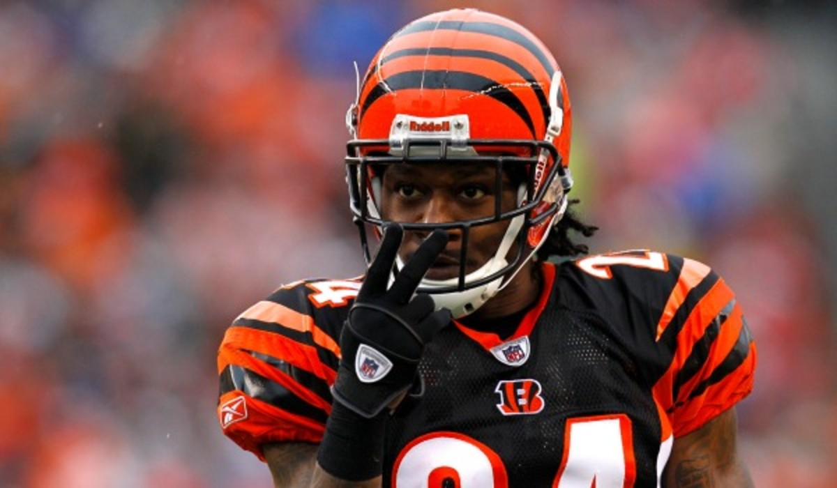 Adam 'Pacman' Jones will speak at the NFL Rookie Symposium despite a recent arrest. (Photo by Tyler Barrick/Getty Images)