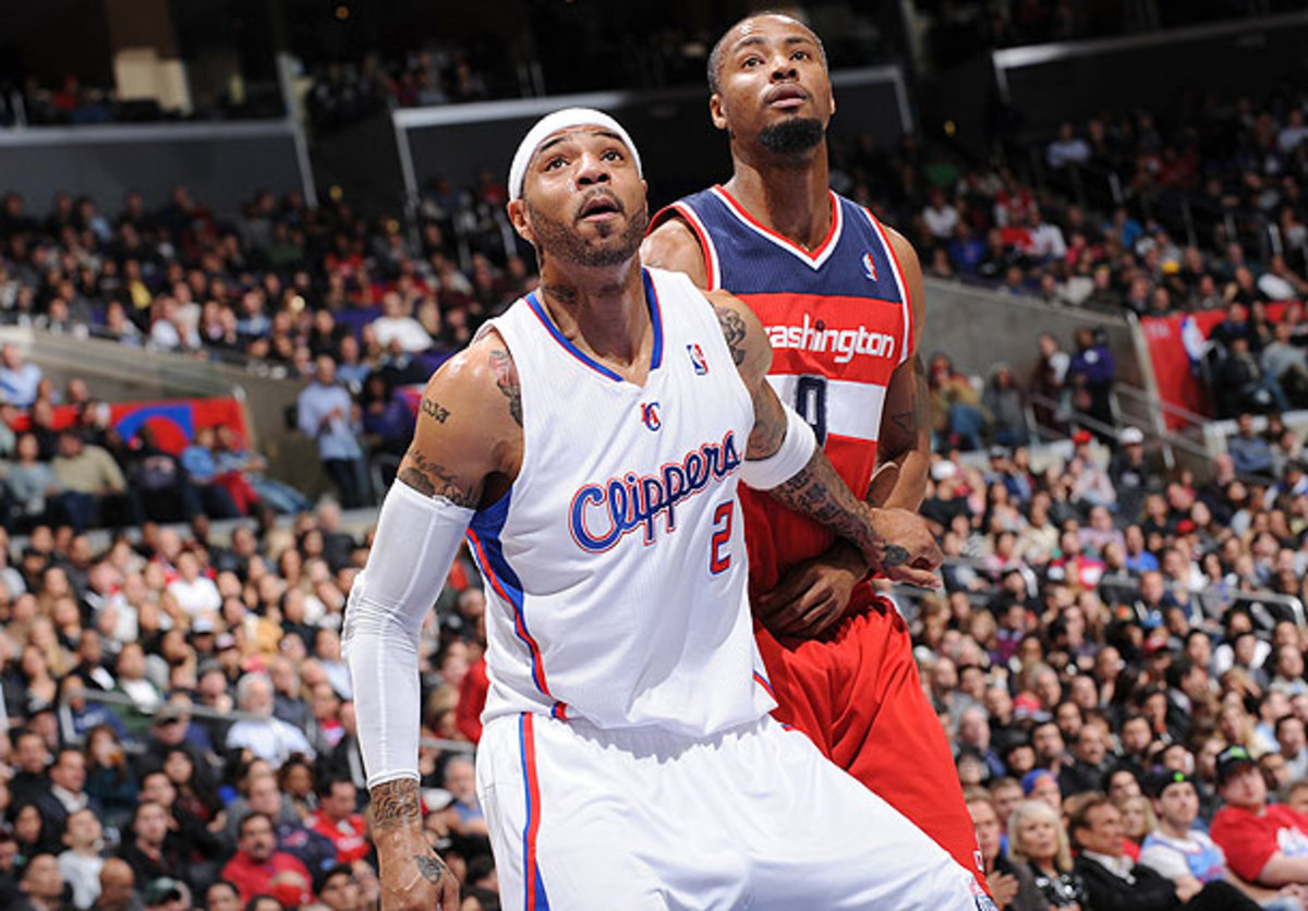 Kenyon Martin signed a 10-day contract with the Knicks