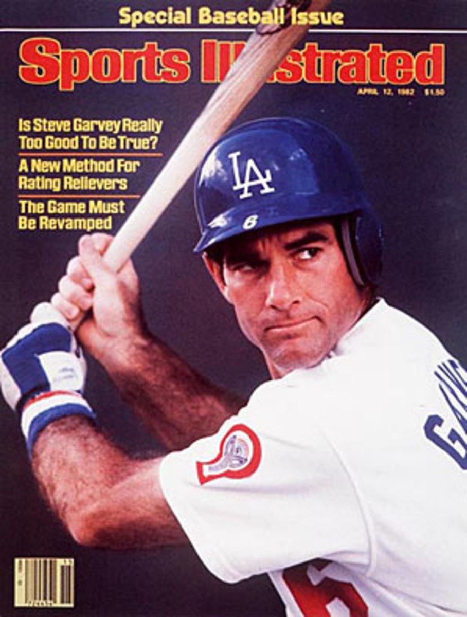 Steve Garvey, Dodgers