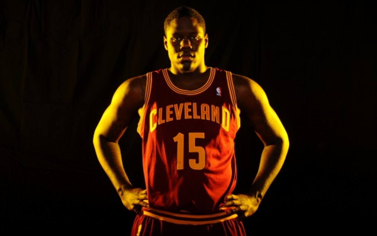 The Cavaliers signed top pick Anthony Bennett to a contract. (Brian Babineau/NBAE/Getty Images)