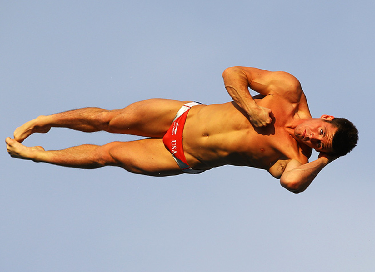 Most recently, David Boudia finished second in the 10 meter platform event at the U.S. Diving Grand Prix.