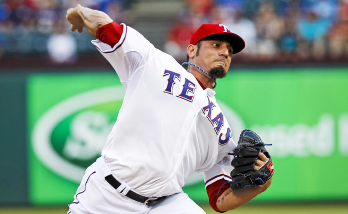 Matt Garza's move to the Rangers has been one of the biggest trades ahead of the trade deadline.