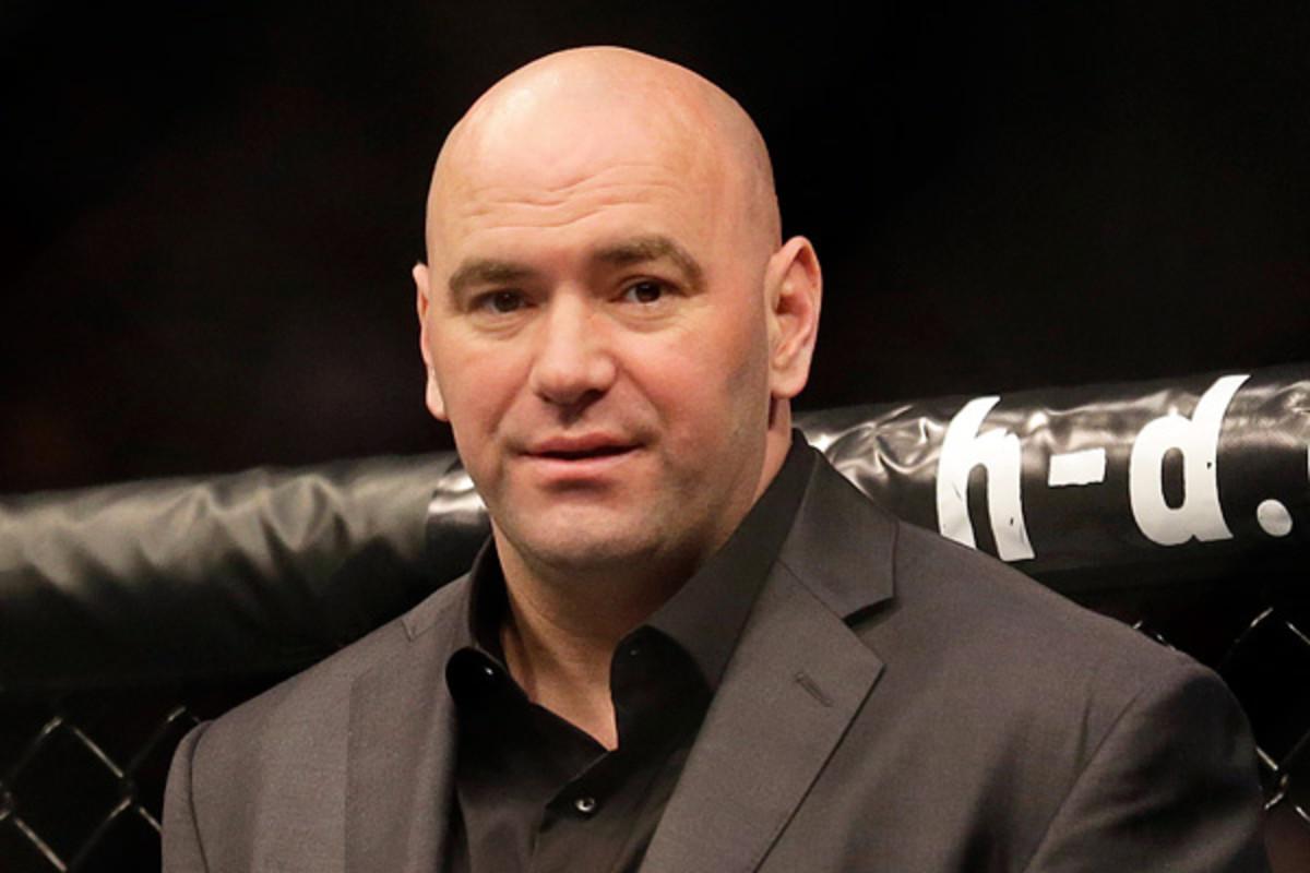 UFC president Dana White lifted Matt Mitrione's suspension despite Mitrione never apologizing for his comments. (AP)