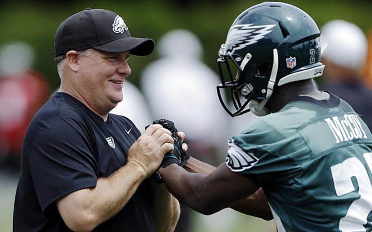 Chip Kelly may have the path of least resistance among the seven rookie head coaches trying to make the playoffs.