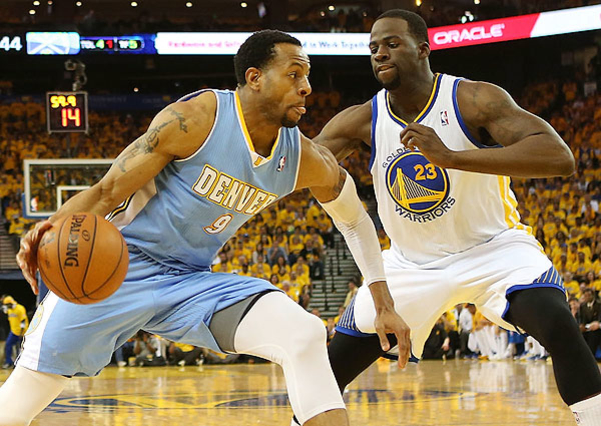 Andre Iguodala has agreed to a deal with Golden State Warriors