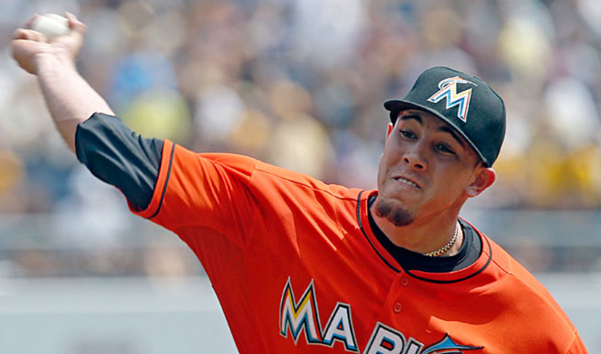 Jose Fernandez is trying to become the second straight player younger than 21 to win the NL Rookie of the Year.