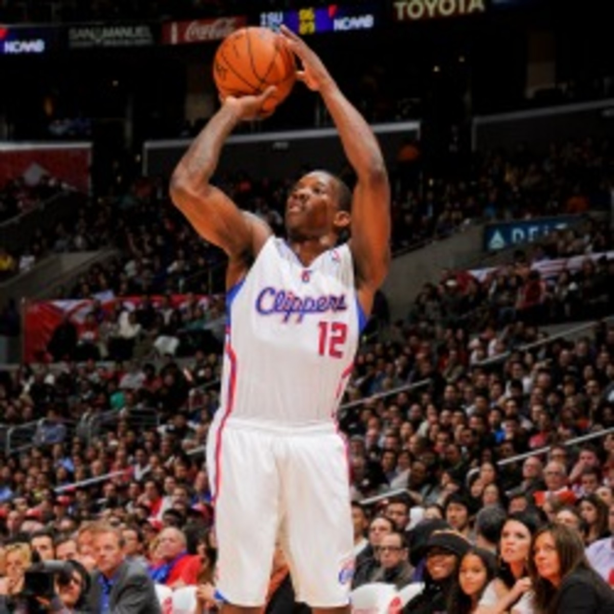 The Clippers say guard Eric Bledsoe is not on the trading block. (Andrew D. Bernstein/NBA/Getty Images)