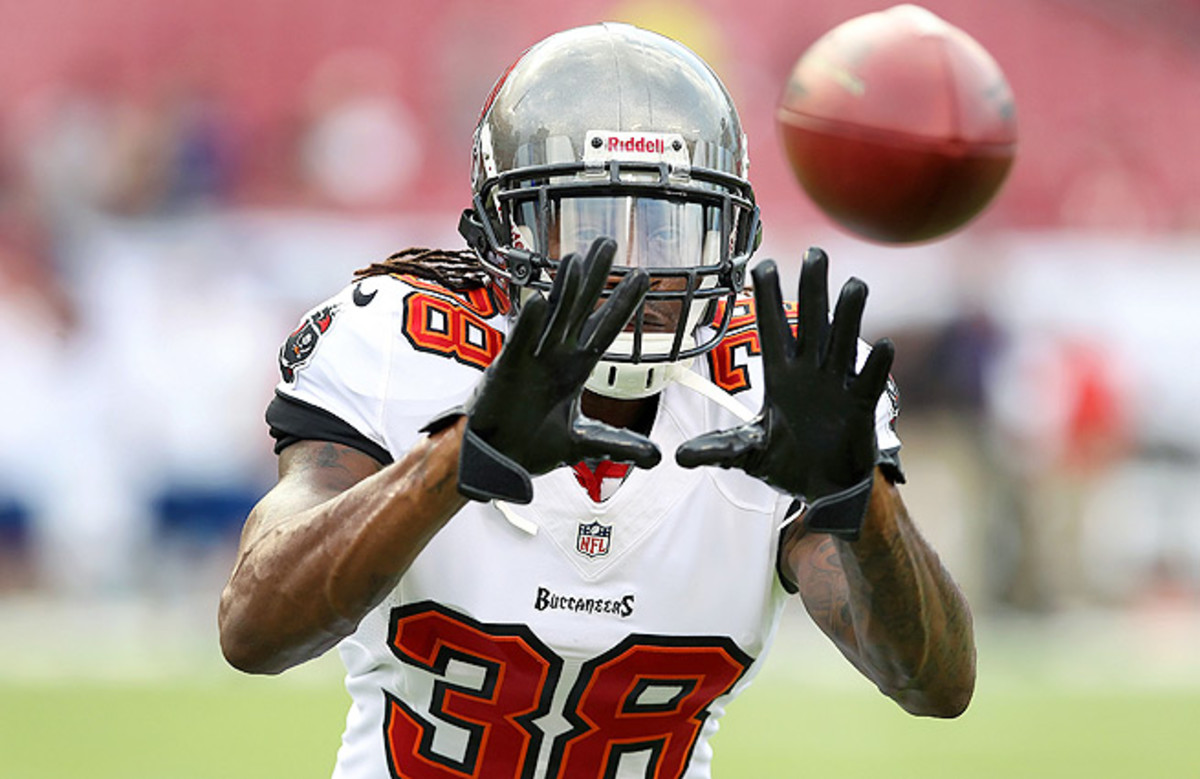 Dashon Goldson left the 49ers to sign a five-year, $41.25 million deal with the Buccaneers.