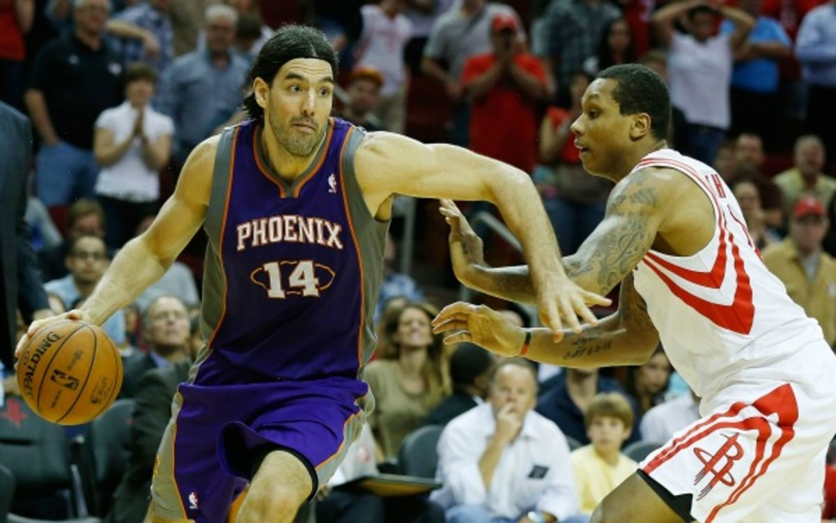 Luis Scola will bring his low-post game to the Pacer bench. (Robyn Beck/AFP/Getty Images)