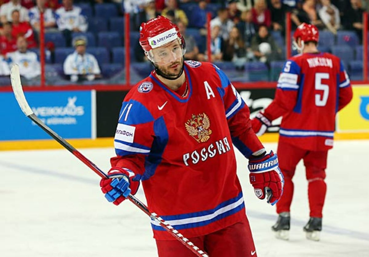 Ilya Kovalchuk has been invited to Russia's Olympic ornientation camp