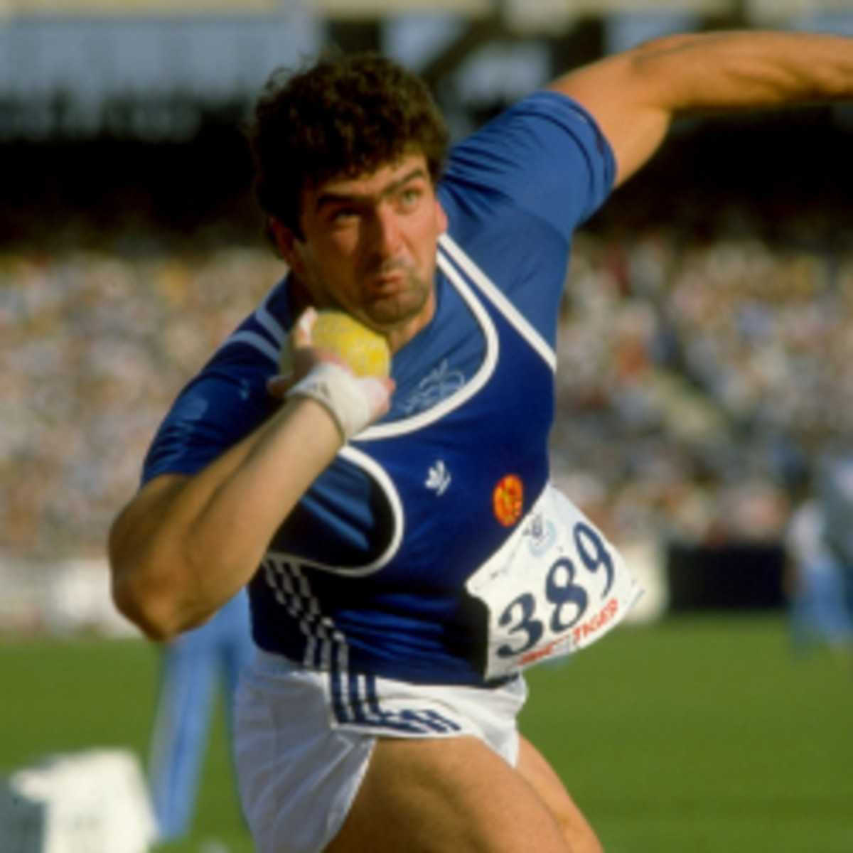 Former Olympic shot put champion, Udo Beyer, admitted to doping in a recent documentary. (Tony Duffy/Getty Images)