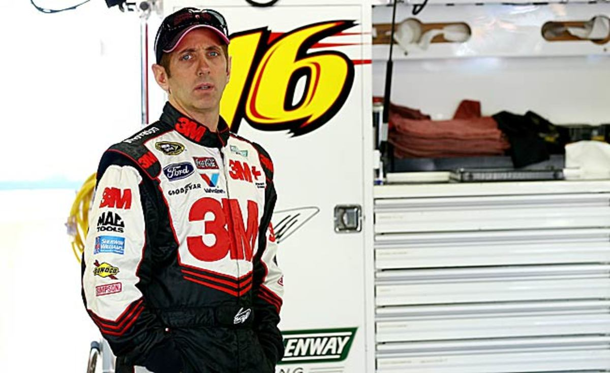 Greg Biffle got torqued off at Jimmie Johnson for damaging his bumper at Martinsville.
