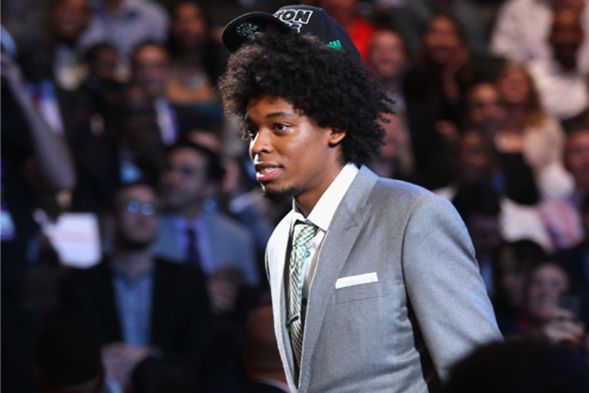Lucas Nogueira :: Mike Stobe/Getty Images