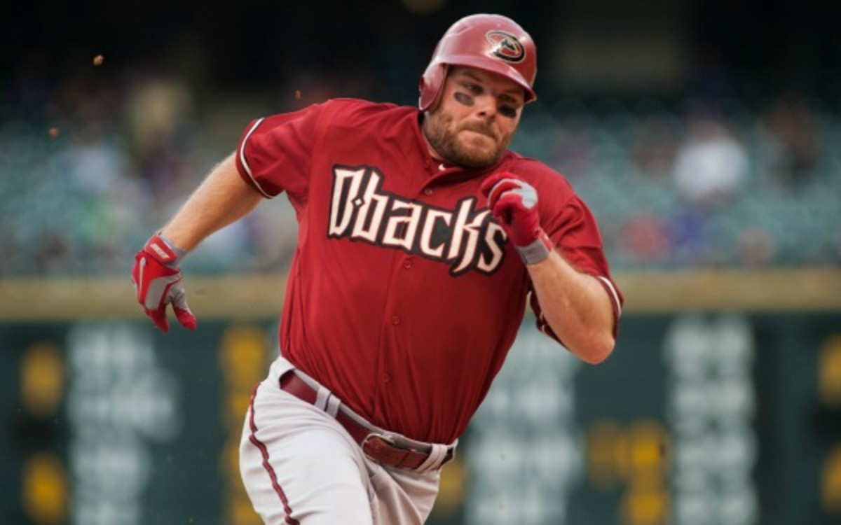 The Indians acquired outfielder Jason Kubel from the Diamondbacks. (Dustin Bradford/Getty Images)