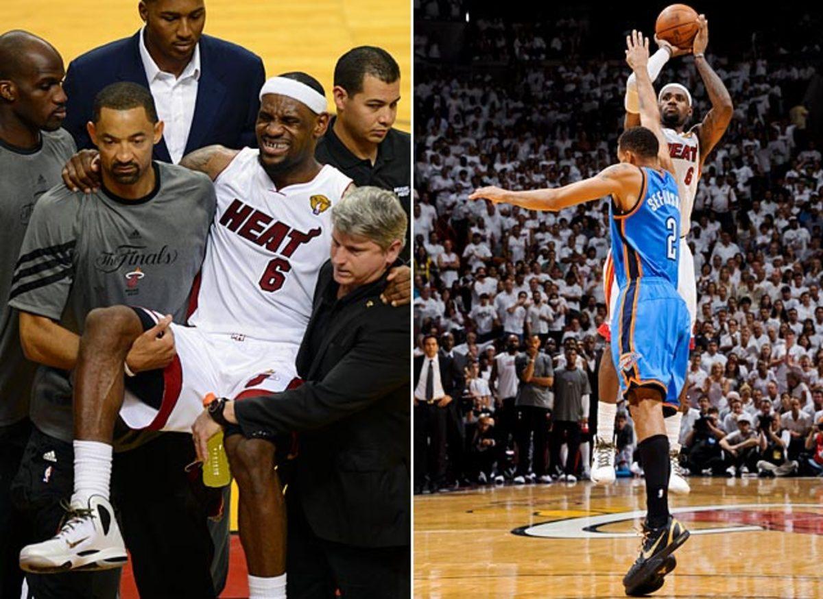 June 19, 2012, vs. Oklahoma City