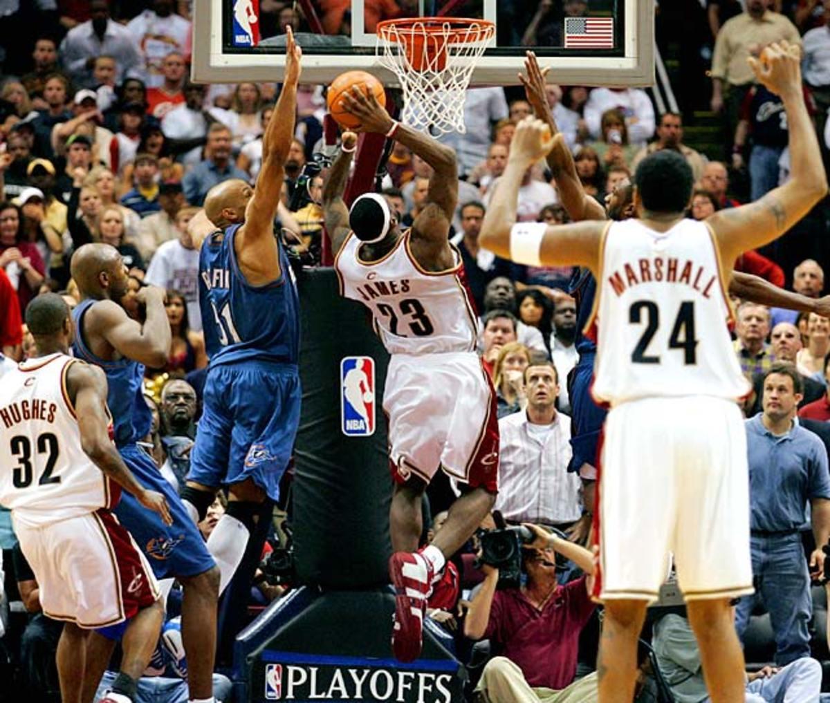 May 3, 2006, vs. Washington
