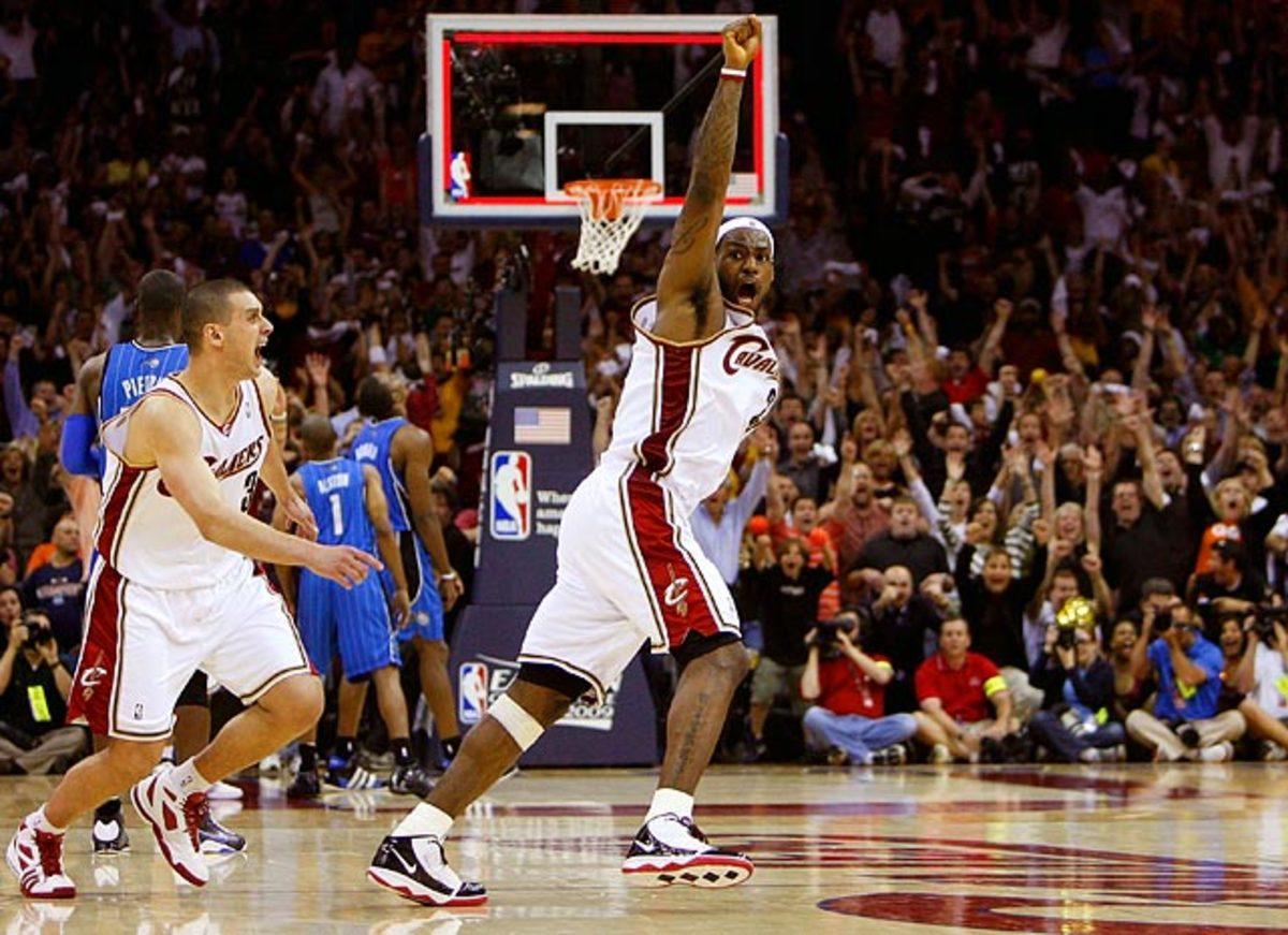 May 22, 2009, vs. Orlando