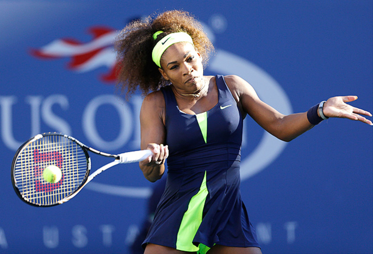 Serena Williams, the defending champion and No. 1 seed, is the woman to beat in New York this year.