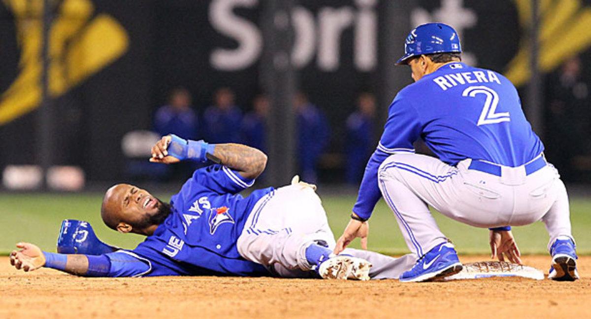 Jose Reyes, Blue Jays