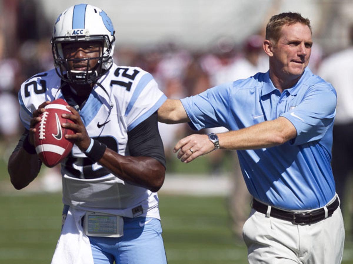 Arkansas State names North Carolina's Blake Anderson as ...