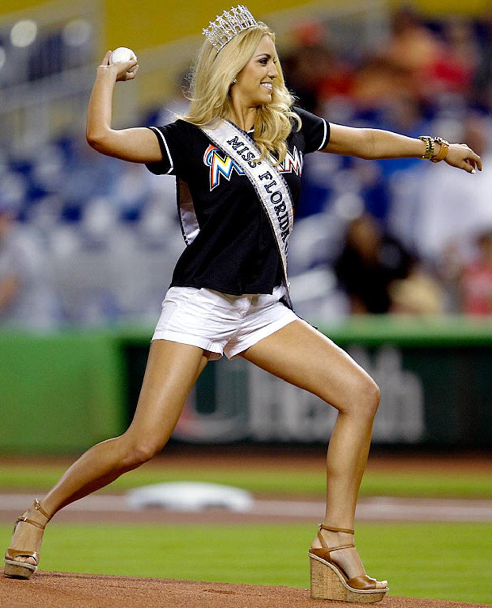 Miss Florida <br> Michelle Aguirre